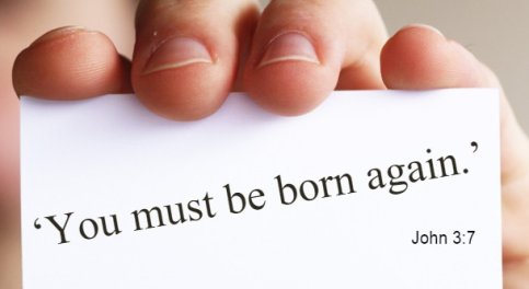 you-must-be-born-again