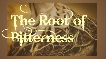 root-of-bitterness