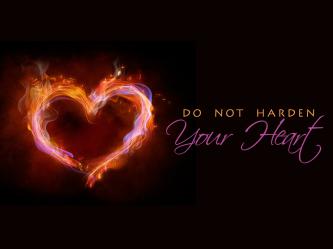 do-not-harden-your-heart