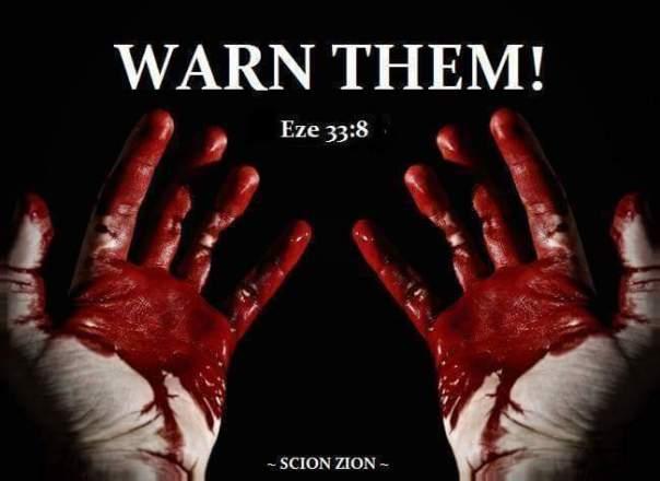 Warn them