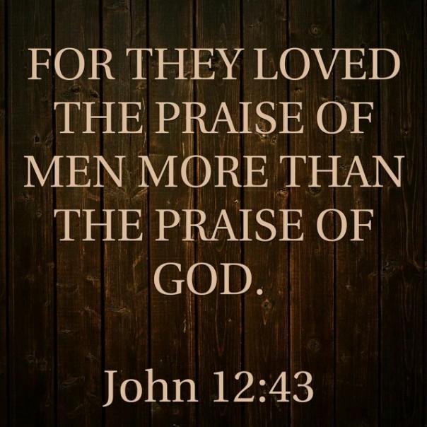 Praise of Men