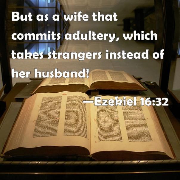 Ezekiel 16 32