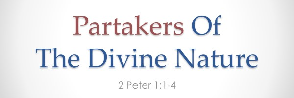 partakers-of-the-divine-nature