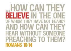 Romans 10 14