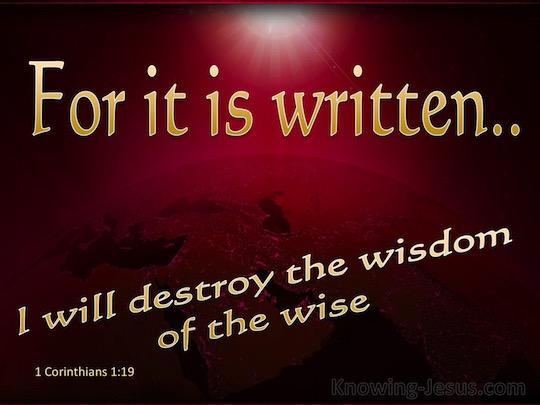 Wisdom of the wisdom