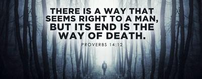 Proverbs 14 12