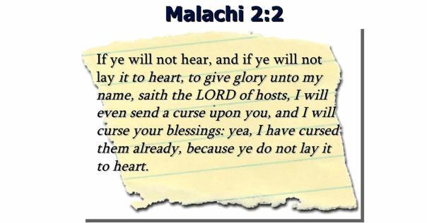 Malachi 2