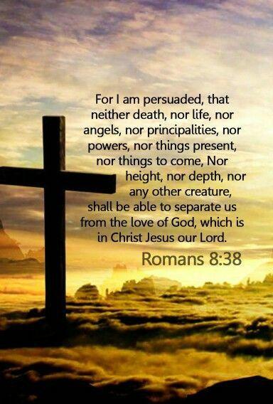 Romans 8 38