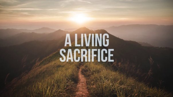 Living+Sacrifice